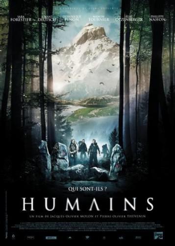 Почти как люди - (Humains)