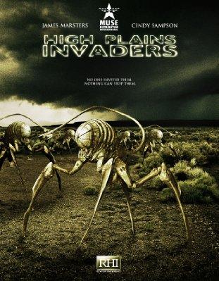 Чужие на диком западе - (High Plains Invader)