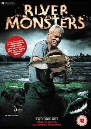 Discovery Channel: Animal Planet: Речные монстры - (River monsters)