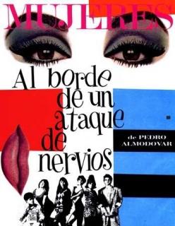 Женщины на грани нервного срыва - Mujeres al borde de un ataque de nervios
