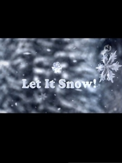 �� ����� ����! - Let it snow!