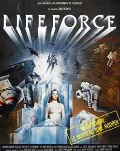 Жизненная сила - Lifeforce
