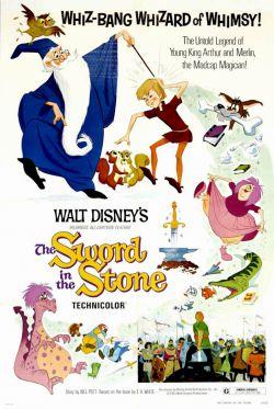 Меч в камне - The Sword in the Stone