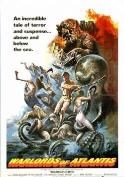Вожди Атлантиды - Warlords of Atlantis