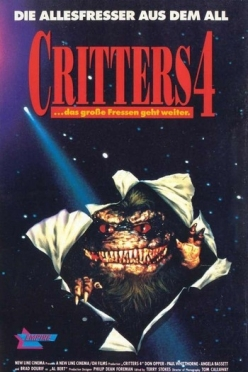 Зубастики 4: в космосе - Critters 4: Theyre Invading Your Space