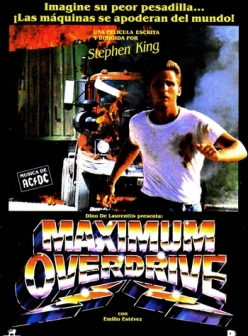 Максимальное ускорение - Maximum Overdrive