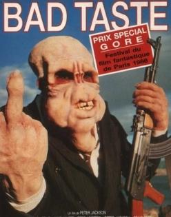 Инопланетное рагу - Bad Taste