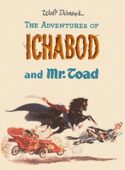 Приключения Икабода и мистера Тодда - The Adventures of Ichabod and Mr. Toad