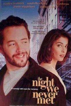 ����, � ������� �� ������� �� ���������� - The Night We Never Met