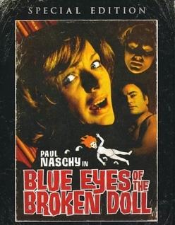 Голубые глаза поломанной куклы - Los ojos azules de la muсeca rota