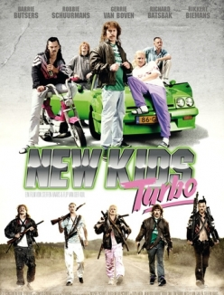 Новые парни турбо - New Kids Turbo
