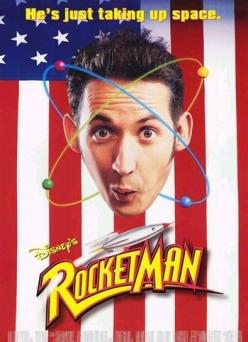 Человек-ракета - RocketMan