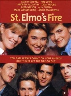 Огни святого Эльма - St. Elmos Fire