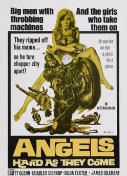 Ангелов круче не бывает - Angels Hard as They Come