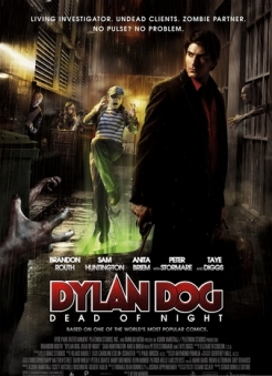 Хроники вампиров - Dylan Dog: Dead of Night