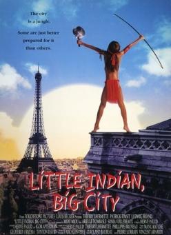 Индеец в Париже - Un indien dans la ville