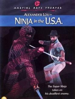 Ниндзя в США - USA Ninja