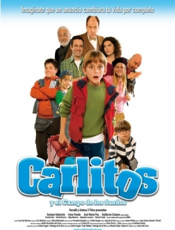 Карлитос и поле его мечты - Carlitos y el campo de los sue$#241;os