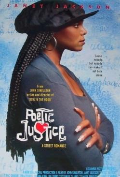 Поэтичная Джастис - Poetic Justice