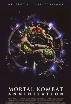 ����������� ����� 2: ����������� - Mortal Kombat 2: Annihilation