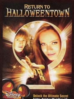 Возвращение в Хеллоуинтаун - Return to Halloweentown
