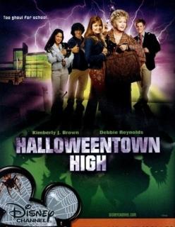 ����� �������� 3 - Halloweentown High