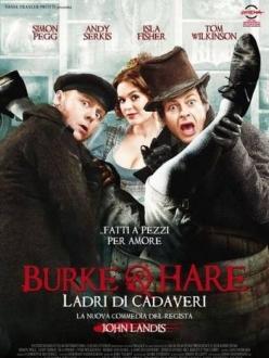 Ноги-руки за любовь - Burke and Hare