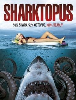 Акулосьминог - Sharktopus
