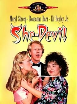Дьяволица - She-Devil
