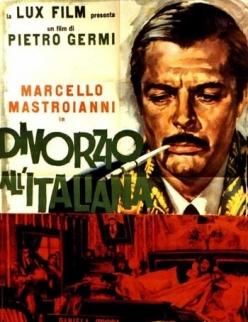 Развод по-итальянски - Divorzio allitaliana