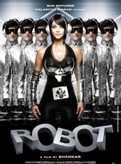 Робот - Endhiran