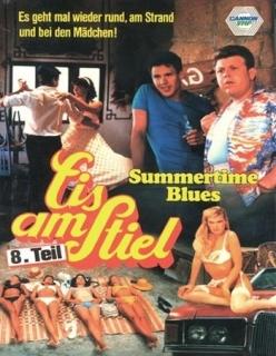 Горячая жевательная резинка 8: Летний блюз - Summertime Blues: Lemon Popsicle VIII