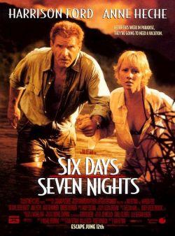 Шесть дней, семь ночей - Six Days Seven Nights