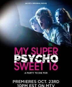 Уже можно. Но ОЧЕНЬ страшно! - My Super Psycho Sweet 16