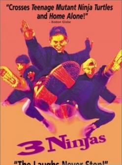 Три ниндзя - 3 Ninjas