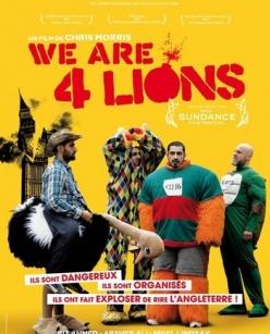 Четыре льва - Four Lions