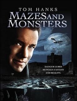 Зловещая игра - Mazes and Monsters