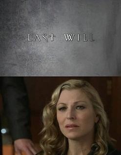 Последняя воля - Last Will