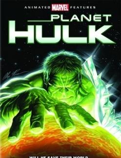Планета Халка - Planet Hulk