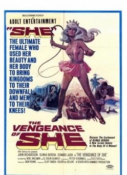 Ее возмездие - The Vengeance of She