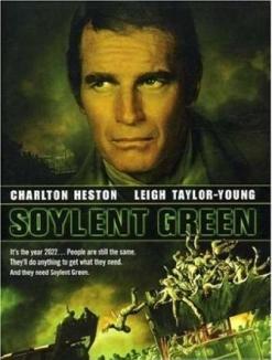 Зеленый сойлент - Soylent Green