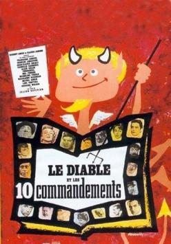 Дьявол и десять заповедей - Le diable et les dix commandements
