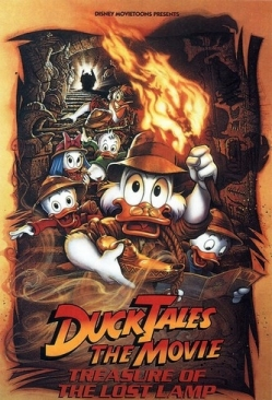 ������ �������: �������� ����� - DuckTales: The Movie - Treasure of the Lost Lamp