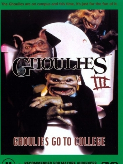 ������� 3: ������� ������������ � ������� - Ghoulies III: Ghoulies Go to College