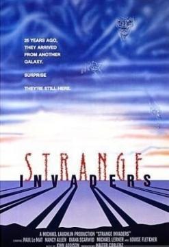 Странные захватчики - Strange Invaders
