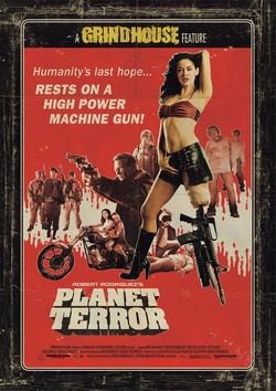 Планета страха - Planet Terror