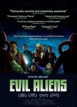 Пришельцы-завоеватели - Evil Aliens