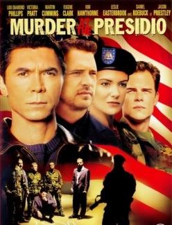 Убийство на базе Президио - Murder at the Presidio