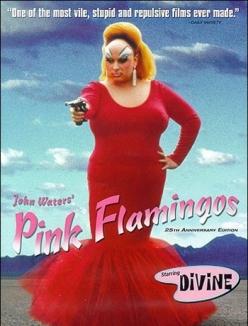 Розовые фламинго - Pink Flamingos