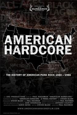 Американский хардкор - American Hardcore